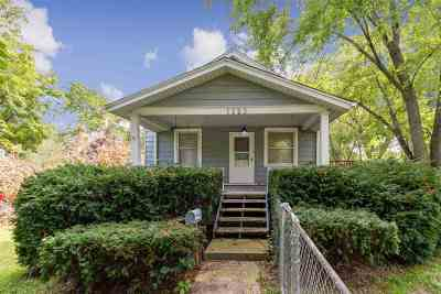 Cedar Rapids Single Family Home For Sale: 1523 8th St SW