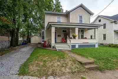 Iowa City Multi Family Home For Sale: 122 Evans Street