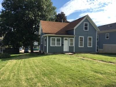 Johnson County Single Family Home New: 947 E Market St