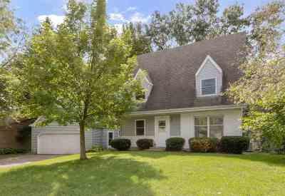 Iowa City Single Family Home New: 101 Amhurst St