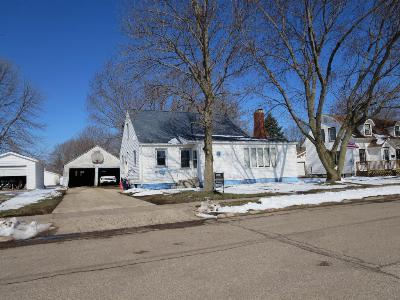 Single Family Home Sold: 603 S 15th St