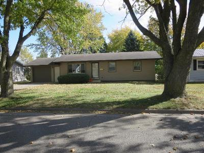 Estherville IA Single Family Home Sold: $124,500