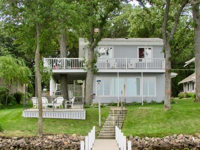 West Okoboji Single Family Home For Sale: 2514 Okoboji Boulevard