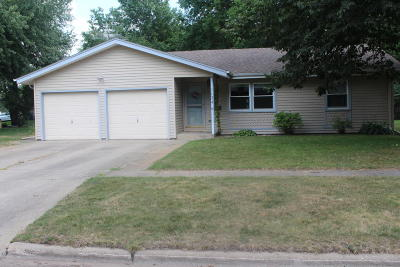Spencer IA Single Family Home For Sale: $144,900