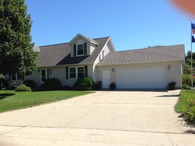 Spencer Single Family Home Active Contingent: 906 Country Club Lane