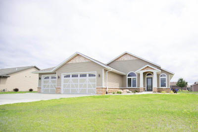 Milford Single Family Home For Sale: 3012 Sportsmans Drive