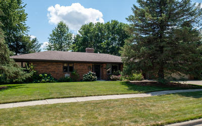 Spencer Single Family Home For Sale: 1402 W 11th Street