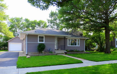 Spencer IA Single Family Home Active Contingent: $142,500