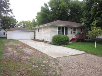 Spirit Lake Single Family Home For Sale: 124 22nd Street