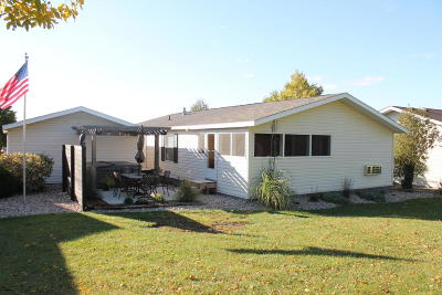 Arnolds Park Single Family Home For Sale: 1300 Wood Duck Road