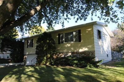 Spirit Lake Single Family Home Active Contingent: 3109 Center Lake Drive