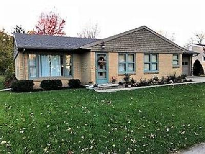 Spencer IA Single Family Home For Sale: $134,900