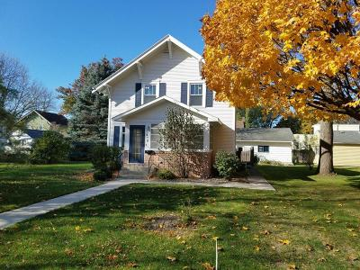Spencer IA Single Family Home Active Contingent: $129,500