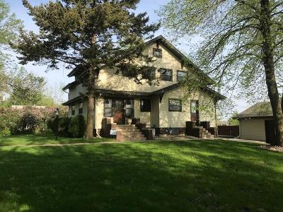 Spirit Lake Single Family Home For Sale: 808 20th Street