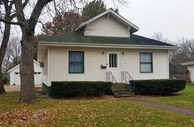 Milford Single Family Home Active Contingent: 1111 L Avenue