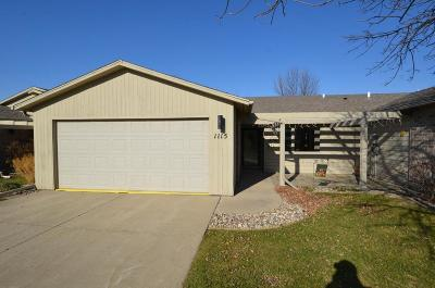 Spencer IA Condo/Townhouse Active Contingent: $139,500