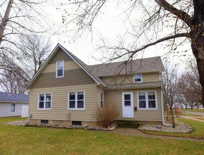 Spencer IA Single Family Home For Sale: $169,900
