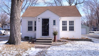 Spencer IA Single Family Home Active Contingent: $69,500