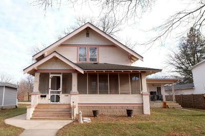 Spencer IA Single Family Home For Sale: $145,000