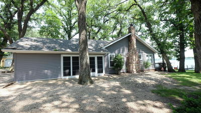 Spirit Lake Single Family Home For Sale: 2803 Francis Sites Drive