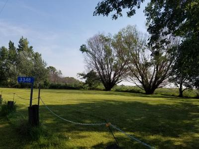 Residential Lots & Land Active Contingent: 3348 350th Avenue