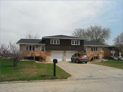 Emmetsburg IA Multi Family Home For Sale: $149,950