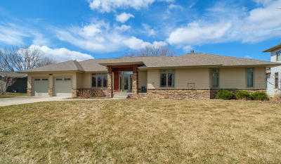 Spencer Single Family Home Active Contingent: 1603 Country Club Lane