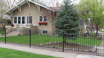 Spencer Single Family Home For Sale: 403 W 4th Street