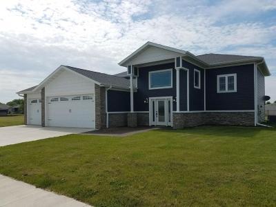 Spencer Single Family Home For Sale: 1634 Kristin Drive