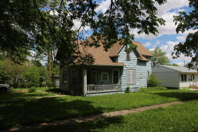 Spirit Lake Single Family Home For Sale: 1911 Fargo Avenue