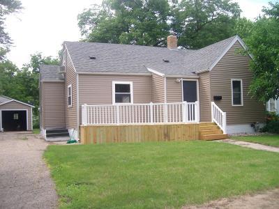 Emmetsburg Single Family Home For Sale: 503 Monroe Street