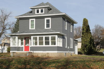 Single Family Home Sold: 601 W Robins Street