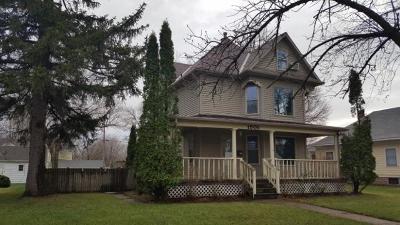 Emmetsburg Single Family Home For Sale: 1505 Broadway Street