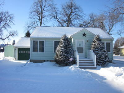 Lake Park Single Family Home Active Contingent: 211 Ave B W