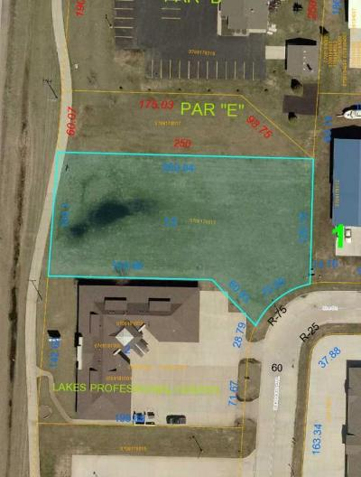 Commercial Lots & Land For Sale: 3300 Highway 71 S