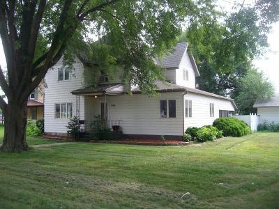 Emmetsburg Single Family Home For Sale: 1106 Grand Avenue