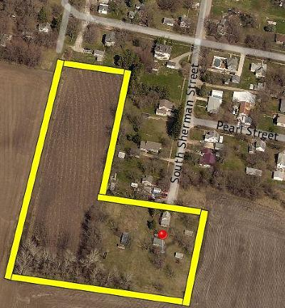 Residential Lots & Land For Sale: 309 S Sherman Street