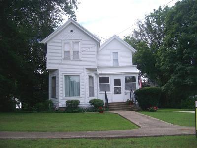 Emmetsburg Single Family Home For Sale: 2504 7th Street