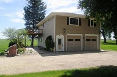 Emmetsburg Single Family Home Active Contingent: 52 North Huron
