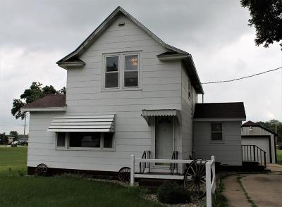 Graettinger Single Family Home For Sale: 402 N Walnut Avenue