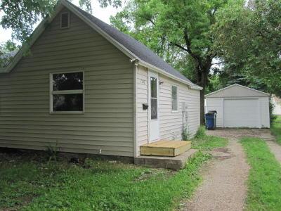 Spencer IA Single Family Home For Sale: $58,500