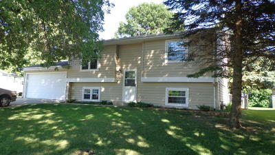 Spirit Lake Single Family Home Active Contingent: 3107 Center Lake Drive
