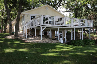 Wahpeton Single Family Home Active Contingent: 2520 Lakeshore Drive