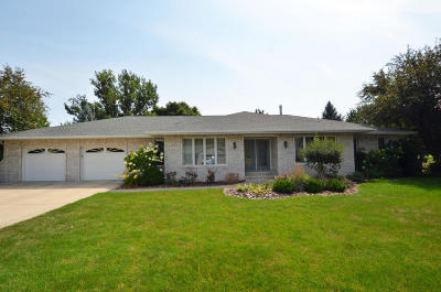 Spencer Single Family Home Active Contingent: 1310 Country Club Lane Lane