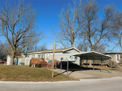 Spirit Lake Single Family Home Active Contingent: 2408 25th Street #55