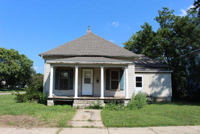 Spencer IA Single Family Home For Sale: $40,000