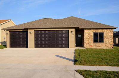 Spirit Lake Single Family Home For Sale: 3733 Keokuk Avenue