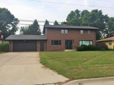 Emmetsburg Single Family Home For Sale: 3102 1st Street