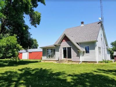 Graettinger Single Family Home For Sale: 3124 400th Avenue