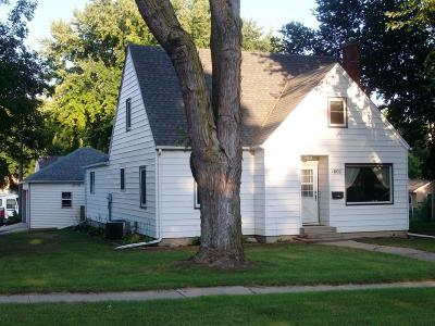 Emmetsburg Single Family Home Active Contingent: 1002 Call Street